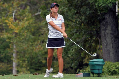Austin Peay Lady Govs Golf. (APSU Sports Information)