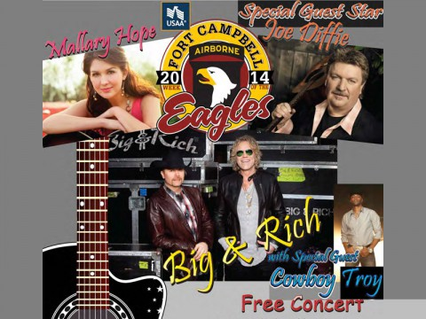 2014 Week of the Eagles Concert