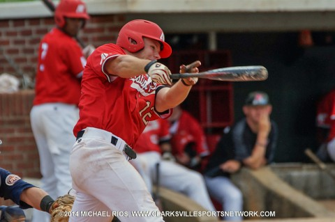 APSU Baseball wins tenth inning thriller against SIUE 6-4.