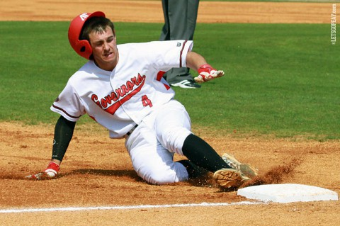 "Austin Peay Baseball infielder Garrett Copeland will travel to ""The Land of the Midnight Sun"" when he plays for the Anchorage Bucs this summer. (Brittney Sparn/APSU Sports Information)"