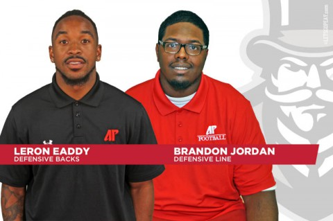Austin Peay State University adds two new coaches to football program. (APSU Sports Information)