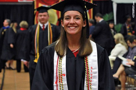 170 APSU student-athletes named to Spring honor roll. (Brittney Sparn/APSU Sports Information)