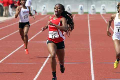 Austin Peay Women's Track and Field sending Breigh Jones and Kaylnn Pitts to NCAA East Preliminary Round. (APSU Sports Information)