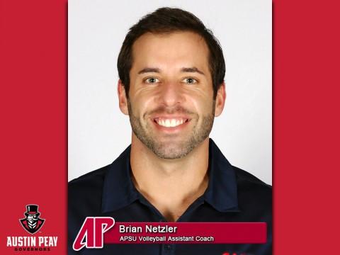 APSU's Brian Netzler