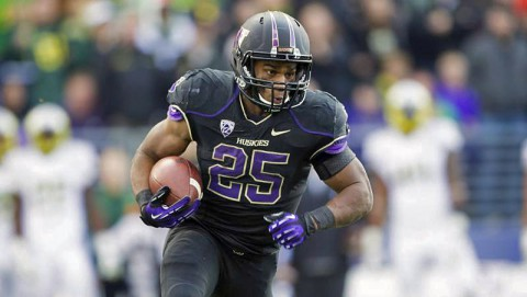 Washington Running Back Bishop Sankey. (Washington Athletics)