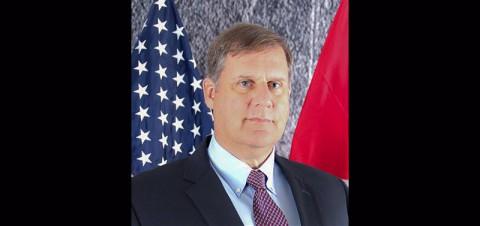 US Congressional candidate Dan Cramer.