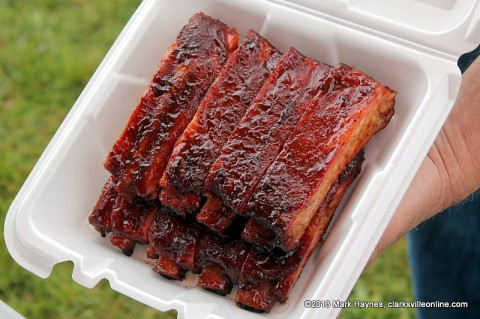BBQ Cook Off this Friday and Saturday at Hilltop Super Market