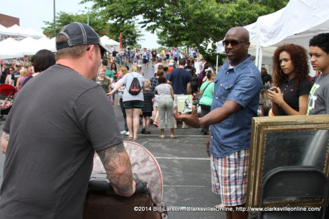 Clarksville Downtown Market opens for the 2015 season May 16th.