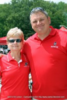 Cheryl Holt and Derek van der Merwe lead APSU's Athletics Department