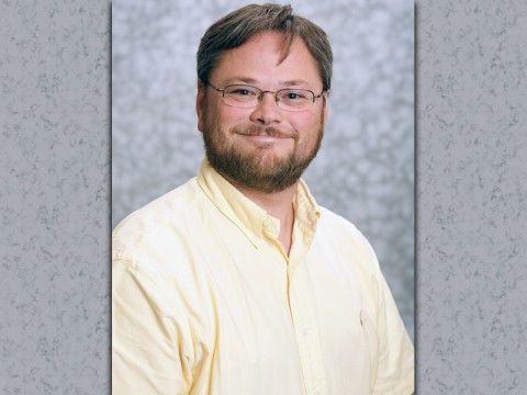 APSU associate professor of history Dr. Kristofer Ray.