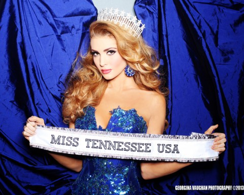 Miss Tennessee Kristy Landers Niedenfuer to compete in Miss USA Pageant