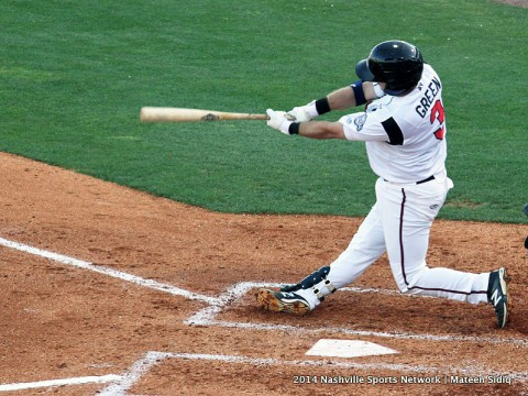 Nashville Sounds fall to Albuquerque 4-2 (Mateen Sidiq Nashville Sports Network)