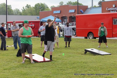 Palmyra Volunteer Fire Department 2nd Annual Cornhole Tournament Saturday, May 3rd.