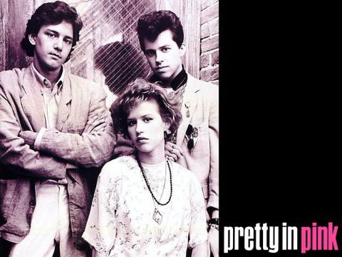 Pretty in Pink playing this Saturday at Movies in the Park.
