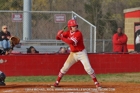 Rossview Baseball gets 11-1 win over Kenwood.