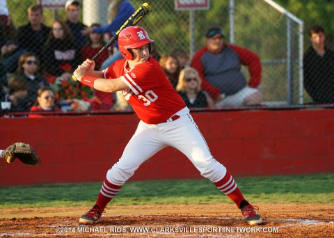Rossview Baseball loses 13-4 to Ravenwood.