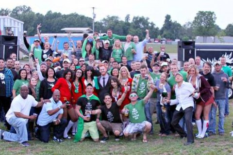 Nashville Chive Unofficial Meetup this Saturday September 27th at Clarksville's Tilted Kilt Pub & Eatery