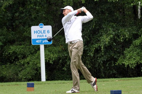 Austin Peay Men's Golf Marco Iten. (APSU Sports Information)