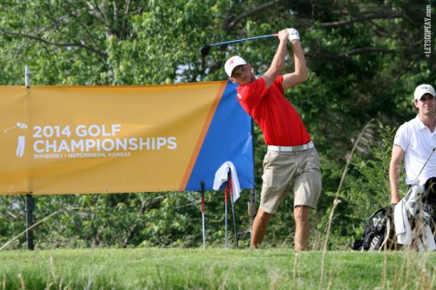 Austin Peay's Macro Iten set for NCAA Golf Championship Friday. (APSU Sports Information)