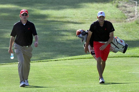Austin Peay Mens Golf's Marco Iten. (APSU Sports Information)