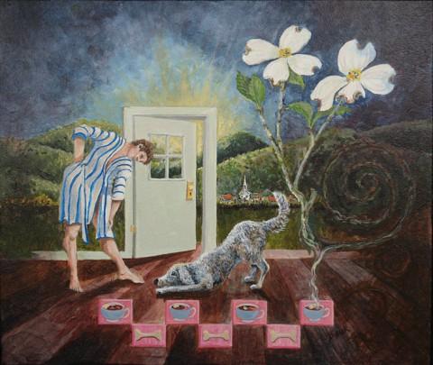 Painting by Jim Diehr