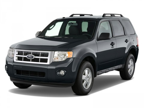 2010 Ford Escape is one of the models being recalled by Ford.