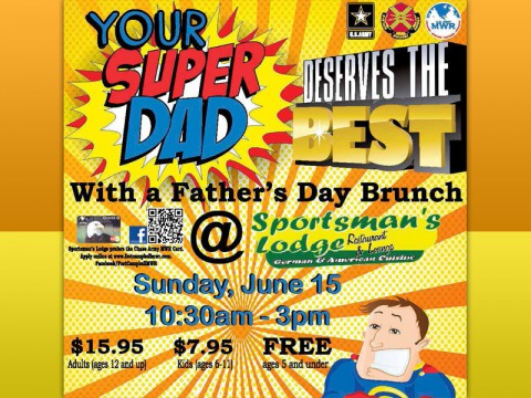 2014 Fathers Day Brunch at the Sportman's Lodge