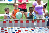 The Summer Carnival would not have been complete without carnival games for attendees to enjoy!