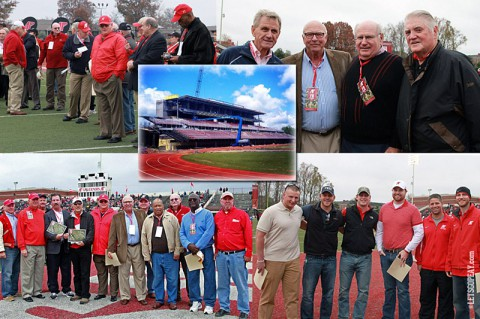 Austin Peay Football Alumni Reunion set to coincide with New Governors Stadium Opening. (APSU Sports Information)