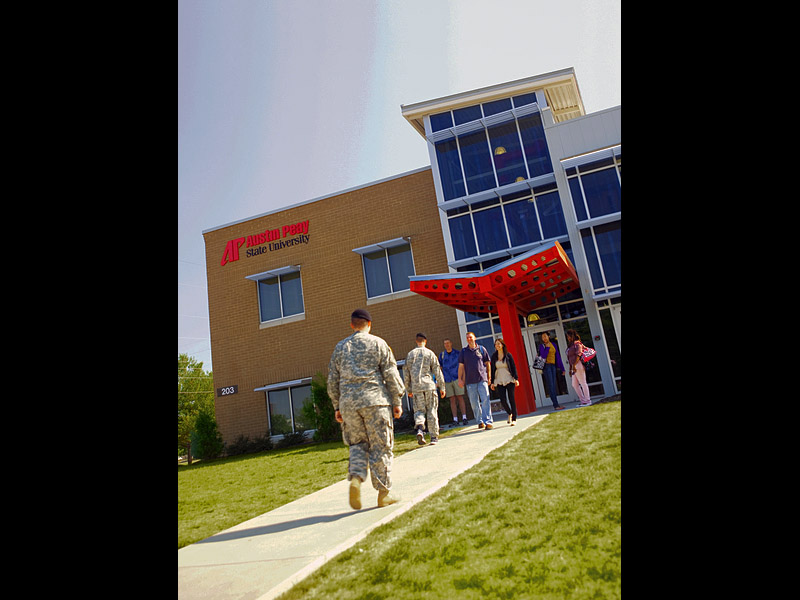 APSU Center at Fort Campbell.