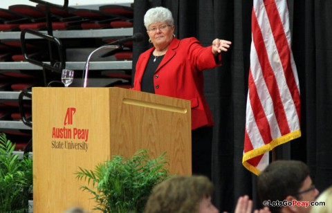 Former Austin Peay State University Women's Basketball coach Lin Dunn to be inducted into the Women's Basketball Hall of Fame. (APSU Sports Information)
