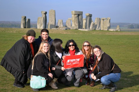 APSU Class Learns by Studying Abroad.