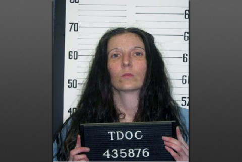 Bridget King attempted to escape from the Tennessee Prison for Women, Monday