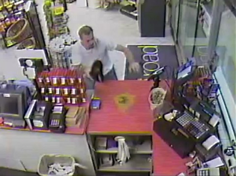 Clarksville Police are looking for the suspect in this photo.
