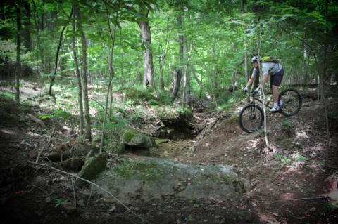 Clarksville Parks and Recreation to open Ford Street Mountain Bike Trail Park (photo courtesy city of Clarksville)