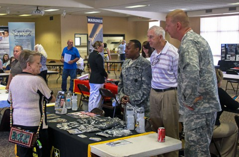 A Jobs Fair was held in Dickson County on June 19th.