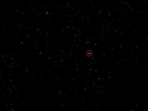 This image of comet 67P/Churyumov-Gerasimenko was taken by the Onboard Scientific Imaging System (OSIRIS) on the European Space Agency's Rosetta spacecraft on June 4, 2014. (ESA/Rosetta/MPS/UPD/LAM/IAA/SSO/INTA/UPM/DASP/IDA)
