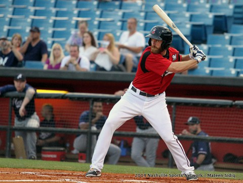 Nashville Sounds fall to Tacoma 9-0 at Greer Stadium (Mateen Sidiq Nashville Sports Network)