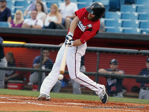 Nashville Sounds defeated by Sacramento RIver Cats 20-1 at Greer Stadium (Mateen Sidiq/Nashville Sports Network)