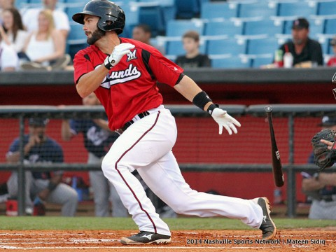 Nashville Sounds defeat New Orleans 13-0 at Greer Stadium (Mateen Sidiq Nashville Sports Network)