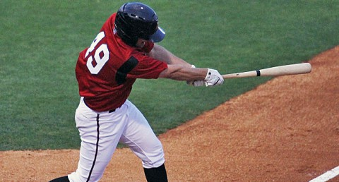 Nashville Sounds fall to Salt Lake City 5-1. (Mateen Sidiq - Clarksville Sports Network)