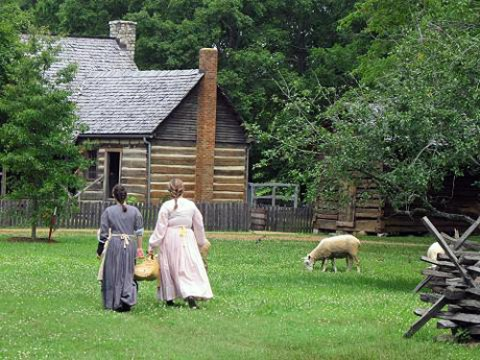 The Homeplace at LBL.