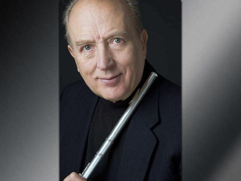 Flutist William Bennett in concert at APSU on June 27th.