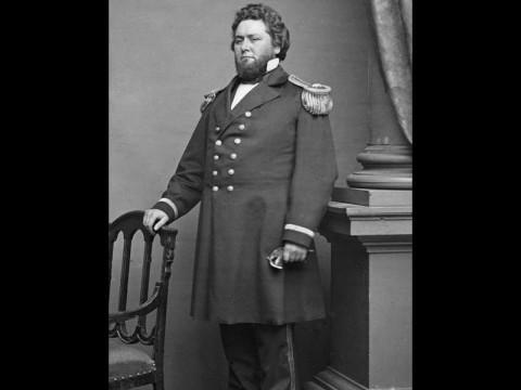 "Union Civil War General William ""Bull"" Nelson."