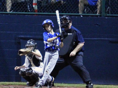 Johnson City falls to Obion County at Little League State Tournament. (Mateen Sidiq - Nashville Sports Network)