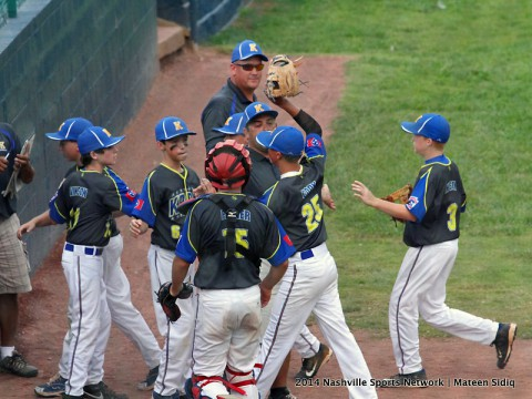 Karns advances to Little League Championship game with win over Tullahoma 15-5. (Mateen Sidiq - Nashville Sports Network)