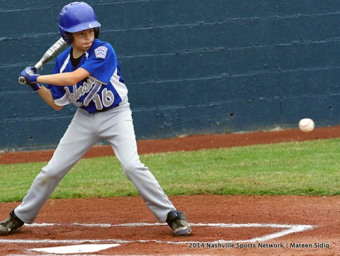 Karns beats Johnson City 21-0 at Little League Championship held in Clarksville Tennessee. (Mateen Sidiq - Nashville Sports Network)