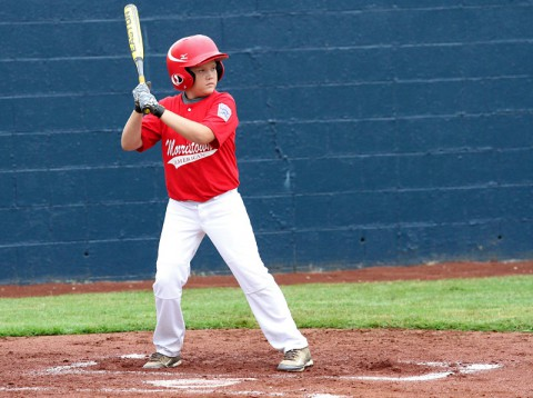 South Nashville downs Morristown American 10-0 at Tennessee Little League Championship. (Mateen Sidiq - Nashville Sports Network)