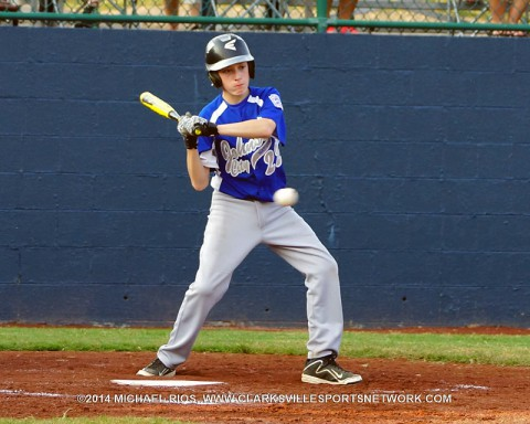 Johnson City rallies past Morristown in Tennessee State Little League Tournament 5-3. (Michael Rios - Clarksville Sports Network)
