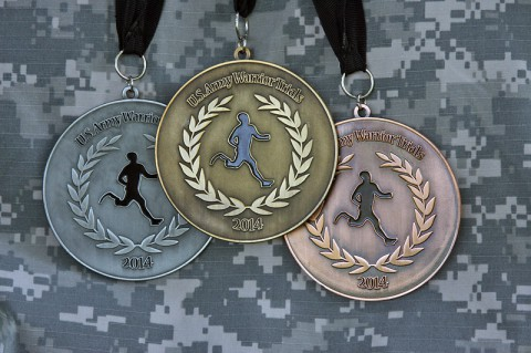 Fort Campbell athletes bring home Gold, Silver and Bronze medals from Army Warrior Games trials held at the U.S. Military Academy, West Point, NY. (U.S. Army photo by Stacy Rzepka)